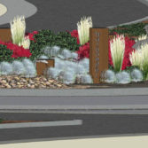 Washougal Roundabout Landscape - Project Photo 4