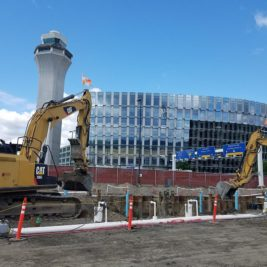 Portland Airport Concourse E Extension: Photo 2