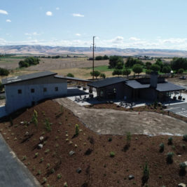 Caprio Cellars - UAS aerial photo 4