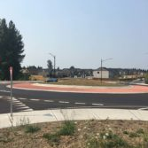 35th Avenue Roundabout: Project Photo 1