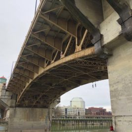 Burnside Bridge Paint & Rehabilitation: Project Photo 2