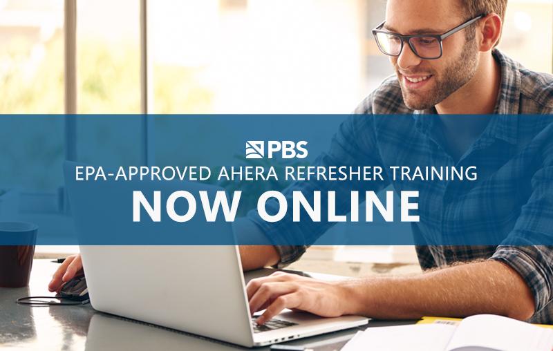AHERA training online photo
