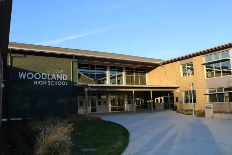 Photo of Woodland High School