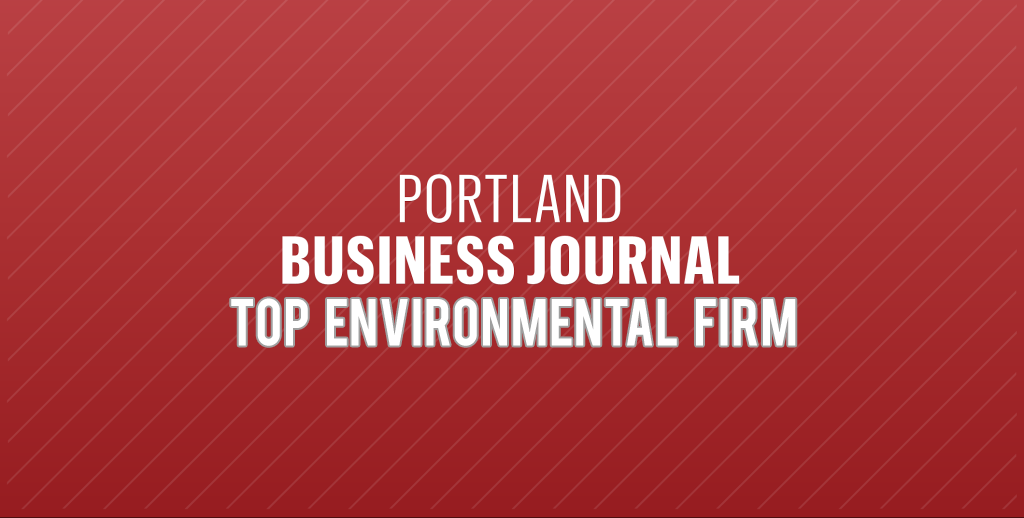 PBS Ranked #1 Environmental Firm by Portland Business ...