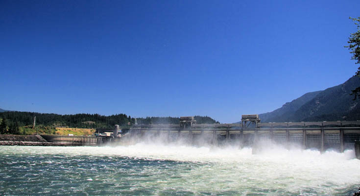 Bonneville Dam: Project photo 1