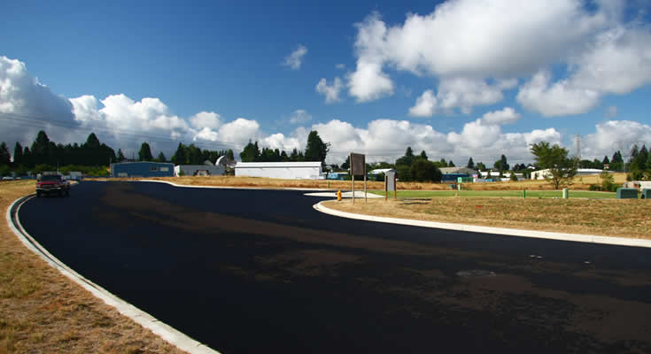 Cold Creek Industrial Park: Project photo 3