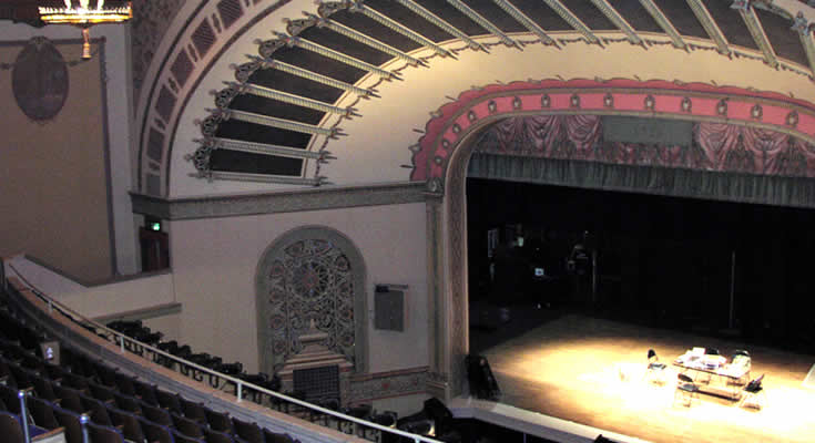 Columbia Theater Renovation Pbs Engineering And