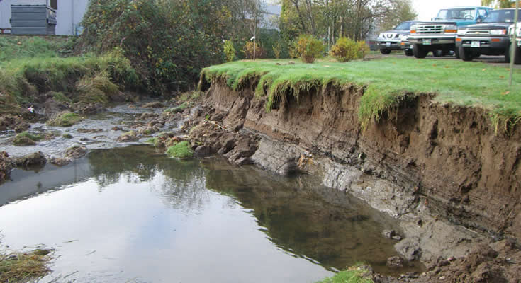 Gerber Streambank Stabilization: Project photo 2