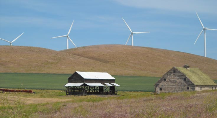PacifiCorp Klondike Wind Energy: Project photo 3