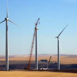 PacifiCorp Klondike Wind Energy: Project photo 2