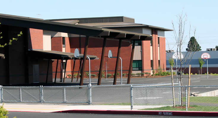 Orchards Elementary School: Project photo 1