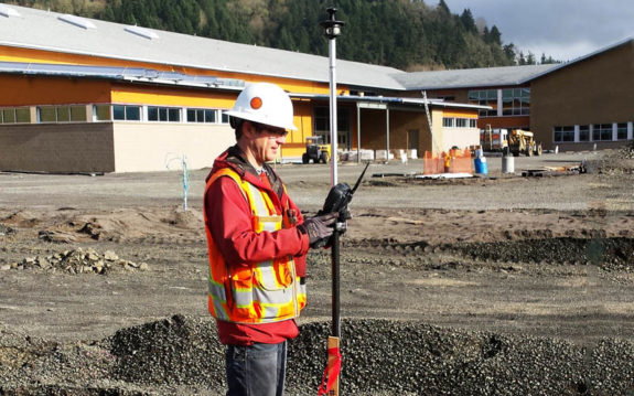 Project - Port of Vancouver USA Surveying Services