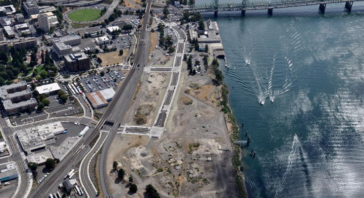 Vancouver Waterfront Redevelopment - PBS Engineering and ...